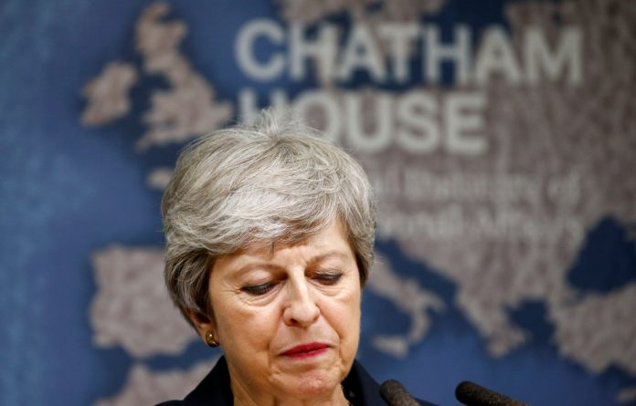 May became prime minister in the aftermath of the 2016 Brexit referendum which swept away her predecessor David Cameron.