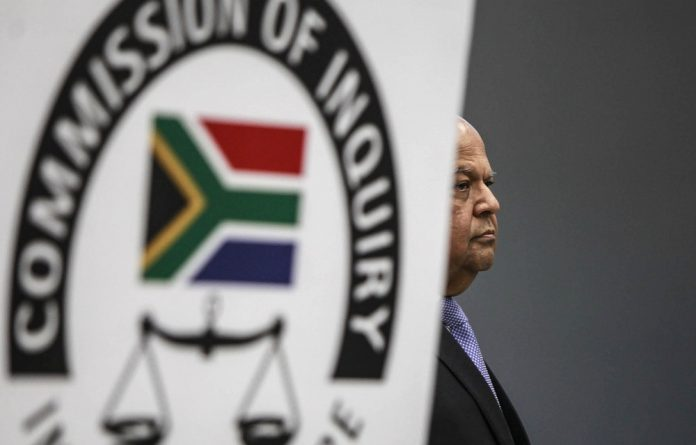 Public Enterprises Minister Pravin Gordhan is adamant the tax body's investigative unit was lawfully formed.