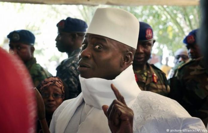Jammeh is currently in exile in Equatorial Guinea. There is no extradition treaty between the Gambia and Equatorial Guinea.