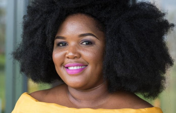 Reality: There are not heroic men rescuing beautiful damsels in author Dudu Busani-Dube's books.