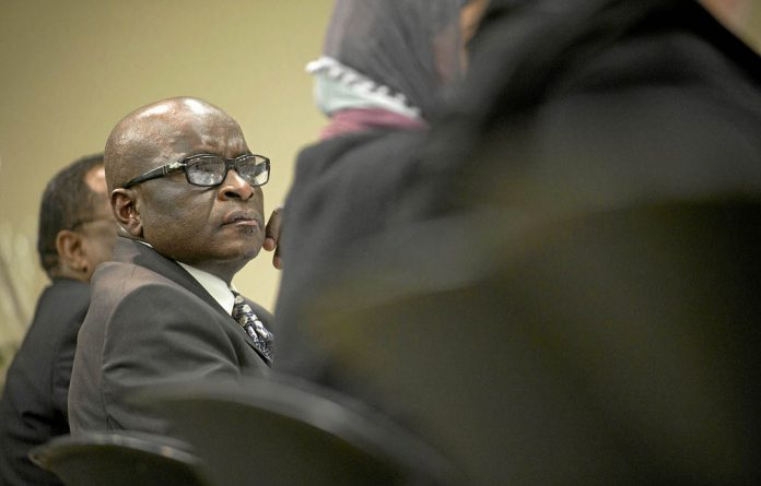 """""""He [Ngoako Ramatlhodi] was recruited when he was a student in Lesotho to be a spy"""