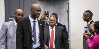 Former president Jacob Zuma.