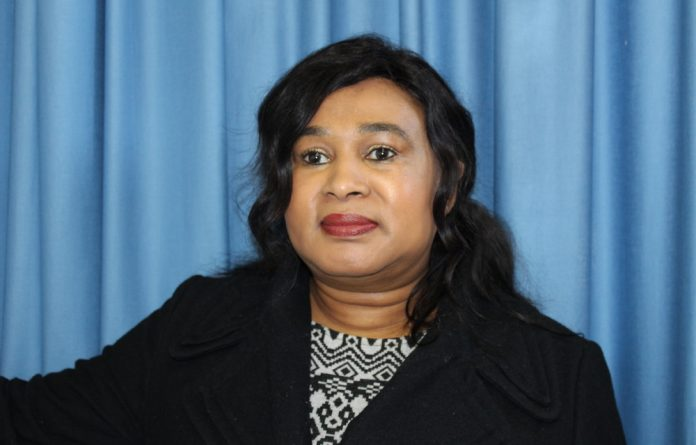 Professor Tandi Mantsha