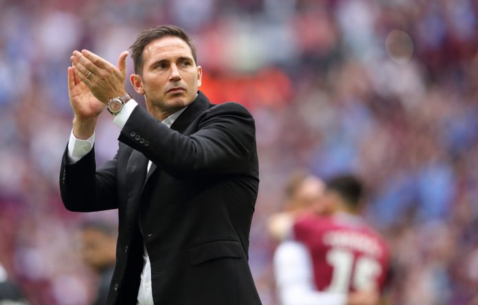 Frank Lampard's first game in charge of Chelsea will be against Ole Gunnar Solskjaer's Manchester United.