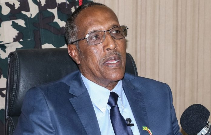 Muse Bihi Abdi has been recognised by Guinea as president of Somaliland.