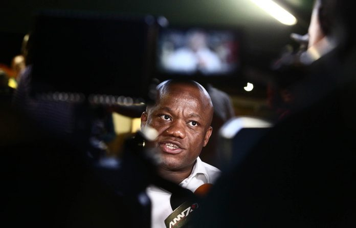 Tough job: New KwaZulu-Natal Premier Sihle Zikalala certainly has his work cut out for him.