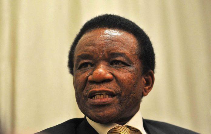 Chief of state protocol Jerry Matjila.