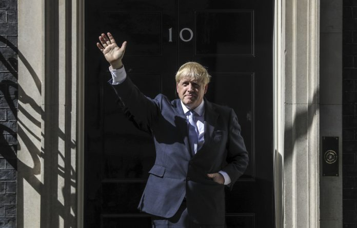 Boris Johnson has a new home — 10 Downing Street — and a country to ruin.