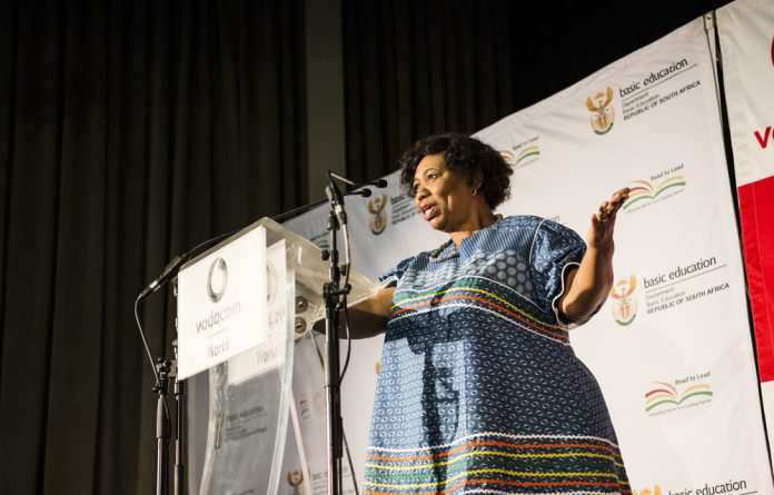Basic Education Minister Angie Motshekga said work had already begun to introduce the General Education Certificate before the grade 12 exit qualification.