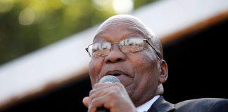 Former president Jacob Zuma returns to the Zondo commission on Friday.