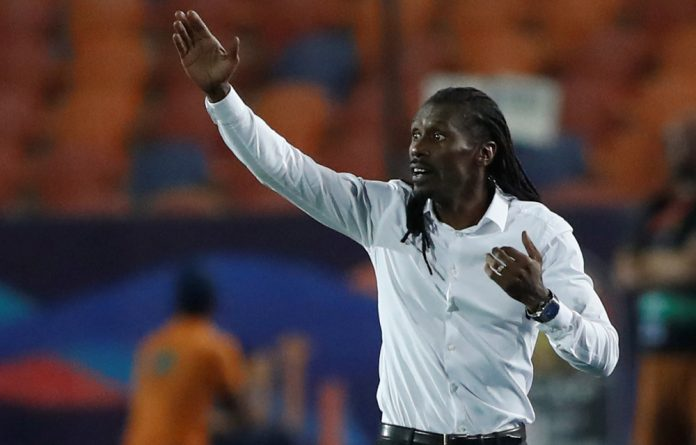 Senegal coach Aliou Cissé is bidding to lead his country a step further than the team he captained in an agonising penalty shootout defeat to Cameroon at the 2002 final.