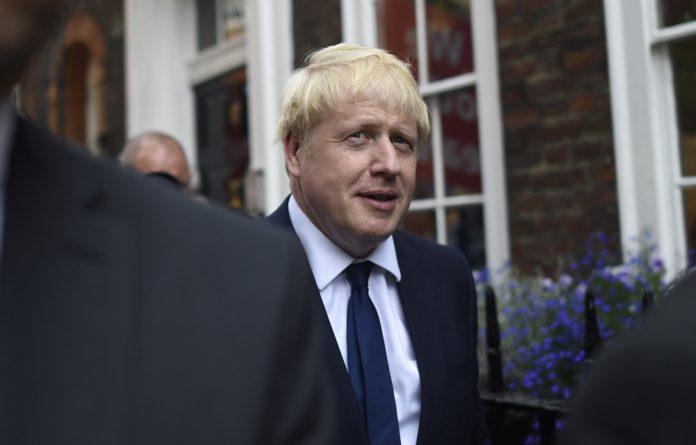 Britain's new Prime Minister