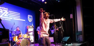 Jazzed-up: The Standard Bank Young Artist for Jazz