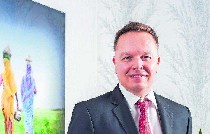 IRFA President Wayne Hiller van Rensburg is proud of his Institute's relevance to the retirement sector