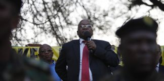 Former president Jacob Zuma is expected to give testimony for a third day on Wednesday.