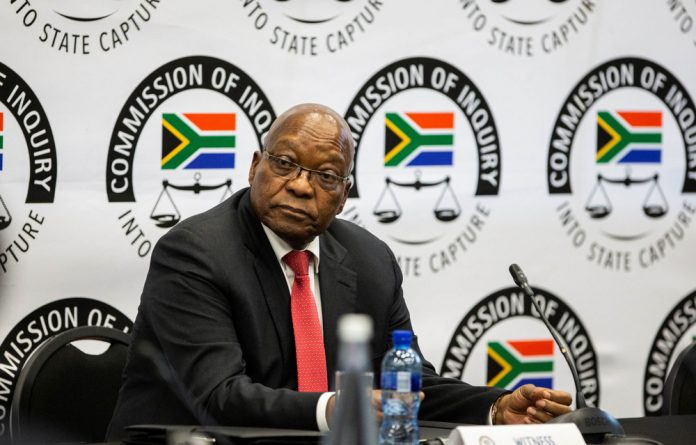 Another recent example of political amnesia took place when Zuma testified — if it could be called that— at the Zondo Commission.