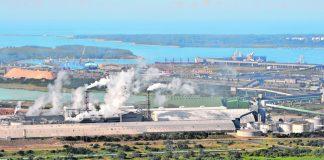Richards Bay industrial landscape