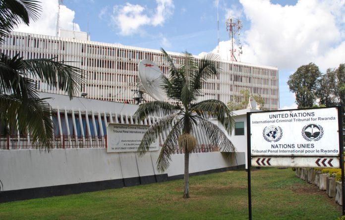 The International Criminal Tribunal for Rwanda in Arusha