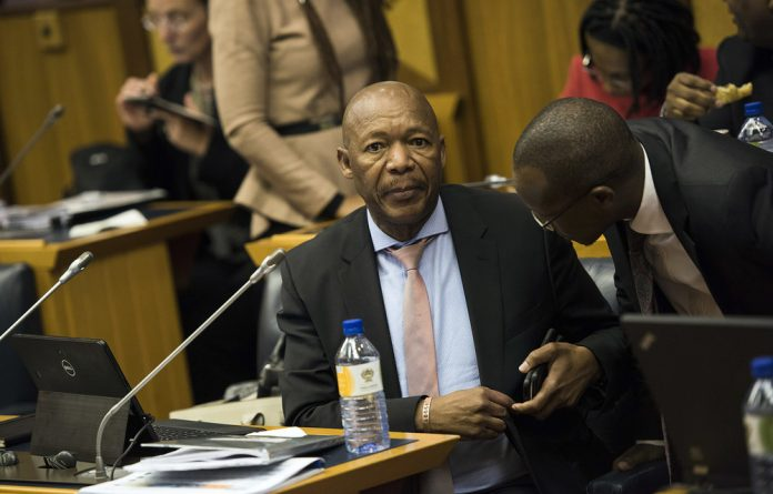 "Matjila recounted how he had received a request from a ""top politician"" from the ANC to assist in funding the party's January 8 celebrations in 2016."