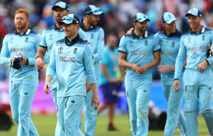 Marching on or walking out? The English cricket team must beat New Zealand to confirm a semifinal spot at the Cricket World Cup.