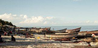 Bordering three countries — Malawi