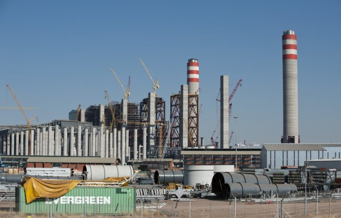 $3.05-billion of the loan was dedicated to completing the Medupi coal-fired power station in Limpopo.