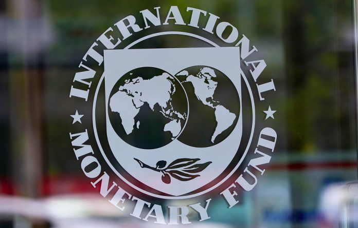 The IMF — and the government — said earlier this month that the country hasn't reached the point where a bailout is needed.