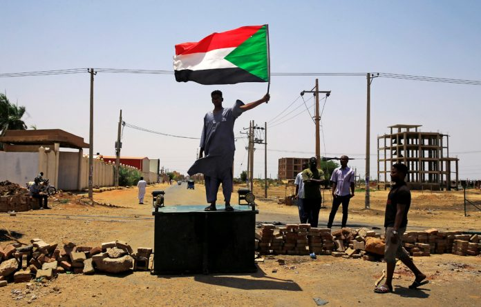 The inauguration of a civilian-dominated ruling council was welcomed by Khartoum residents.
