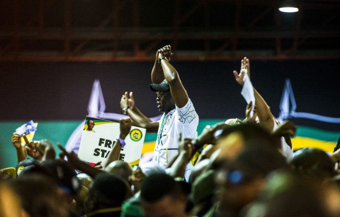 The councillors were among those who were expelled by the ANC after voting with opposition parties to unseat former mayor Vusi Tshabalala.