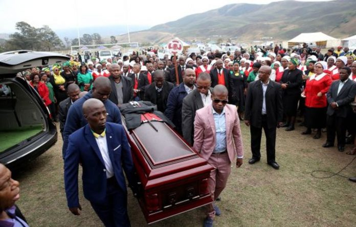 While members of social movements and other political organisations and parties have also been murdered