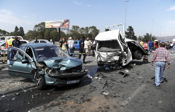 Crash course: Accidents are a daily occurrence on South African roads. The amended Aarto Act aims to stop the carnage