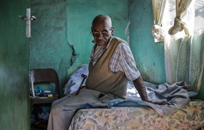 Too late: Bhekindlela Mwelase died in November last year