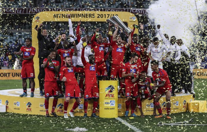 We are the champions: SuperSport United made it to the past two MTN8 finals