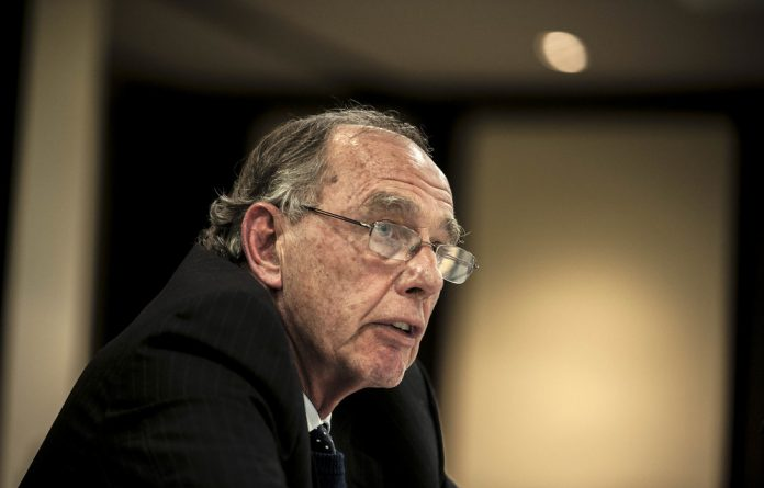 Cleaning up: Retired Judge Robert Nugent headed the inquiry into governance and administration at Sars.