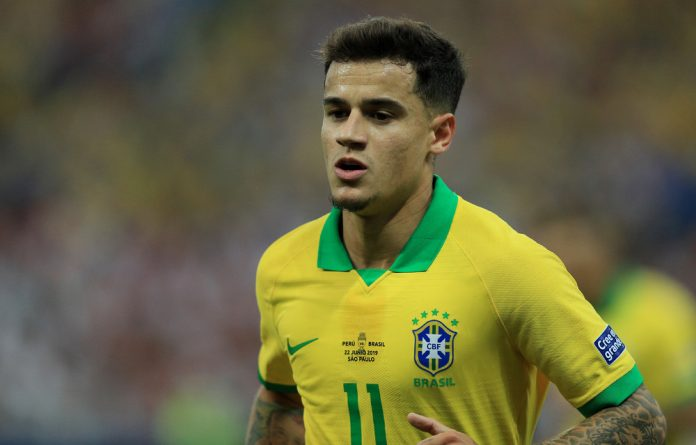 Phillipe Coutinho joined Barcelona from Liverpool in January 2018 for an initial 120-million euros in a deal that included another 40-million euros in potential add-ons.