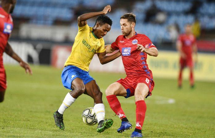 Tshwane Derby: Themba Zwane of Mamelodi Sundowns
