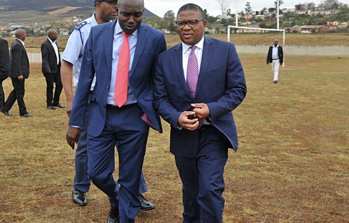New Durban mayor Mxolisi Kaunda