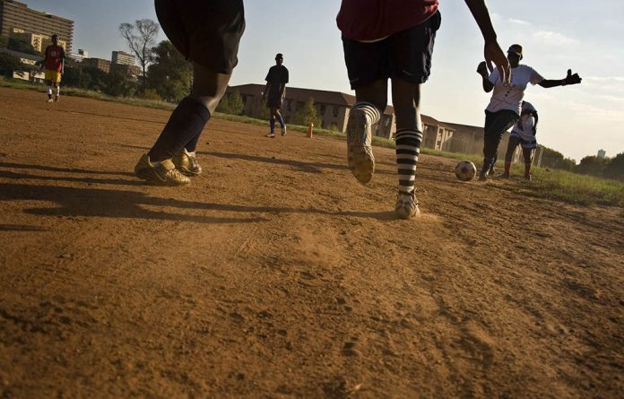 Although the national league that kicked off in Soweto on August 24 is an amateur league