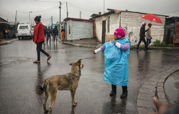 Everyday exclusion: Residents in the Joe Slovo informal settlement in Langa