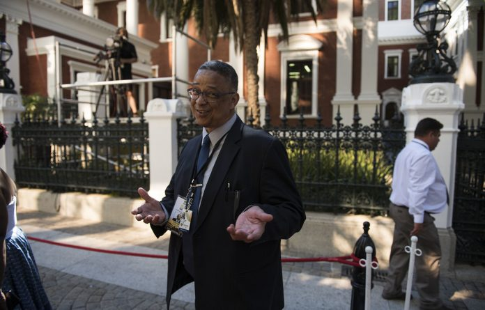 """Robert McBride claims that the timing of the public protector's release of the report is """"suspicious""""."""