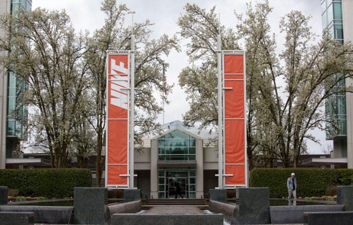 Nike headquarters.
