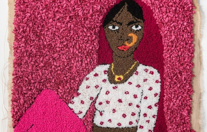 What to expect: Featuring at FNB Art Joburg are works such as Talia Ramkilawan's Untitled VII