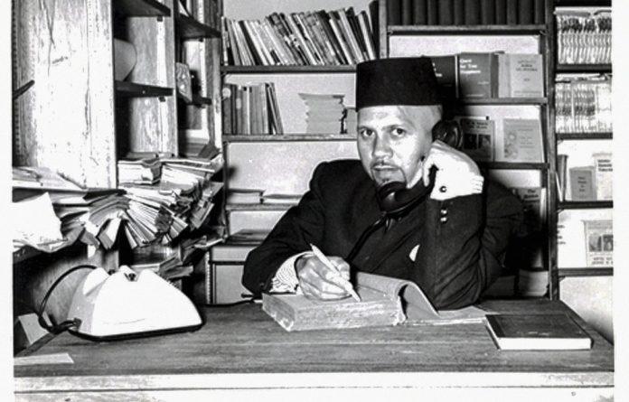 Imam Abdul Haron.