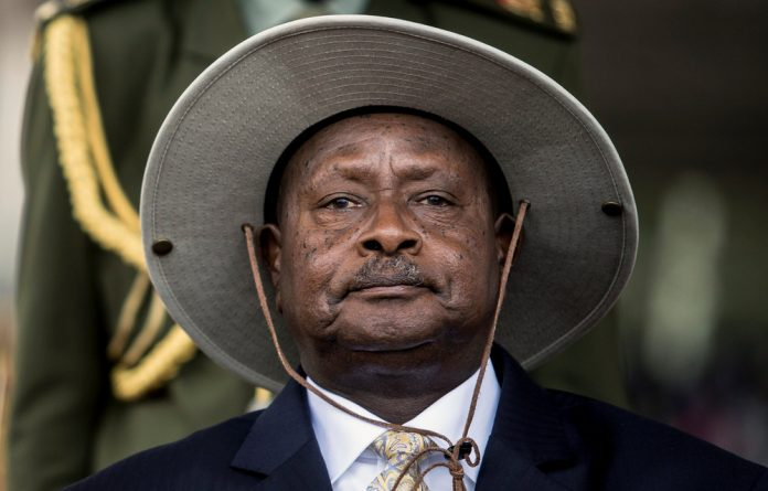 Uganda President Yoweri Museveni has on several occasions shut down the Inter​net and blocked access to social media platforms like Facebook