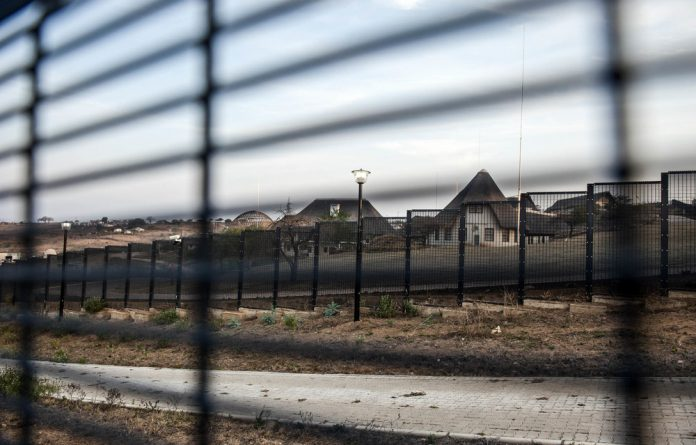 Follow the money: VBS liquidator Anoosh Rooplal has applied for the court to grant him an order allowing him to attach Jacob Zuma's Nkandla homestead.
