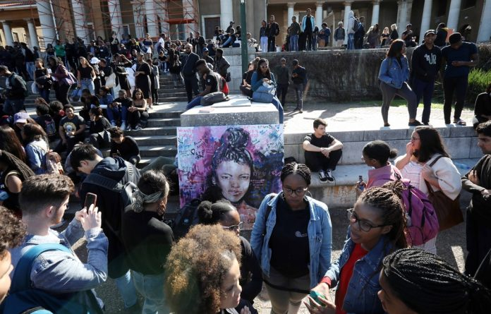 A serious and pragmatic conversation about femicide and violence against women and children is being held after the murder of University of Cape Town student Uyinene Mrwetyana.