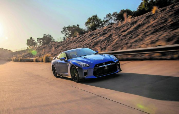 Beast: The 50th anniversary edition of the GTR