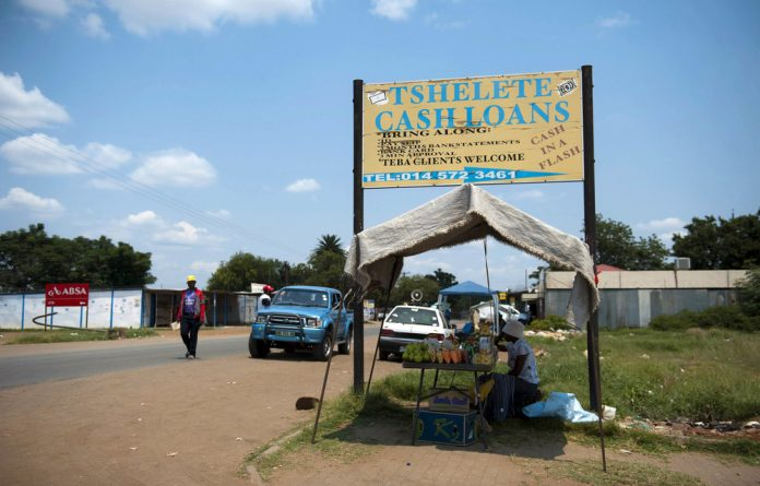 South Africa's informal sector