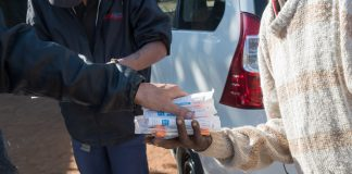 Needle and syringe exchange programme