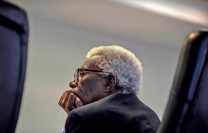 Close call: Judge Nkola Motata
